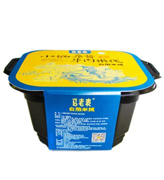 小锅杂酱牛肉自热米线